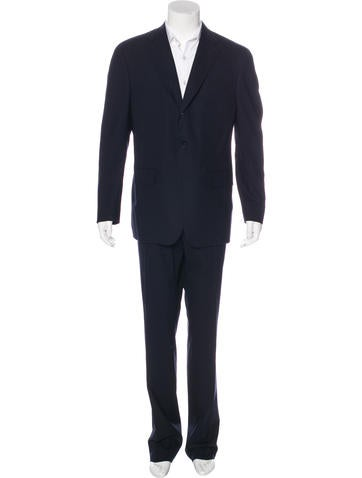 Boglioli Virgin Wool Suit w/ Tags None