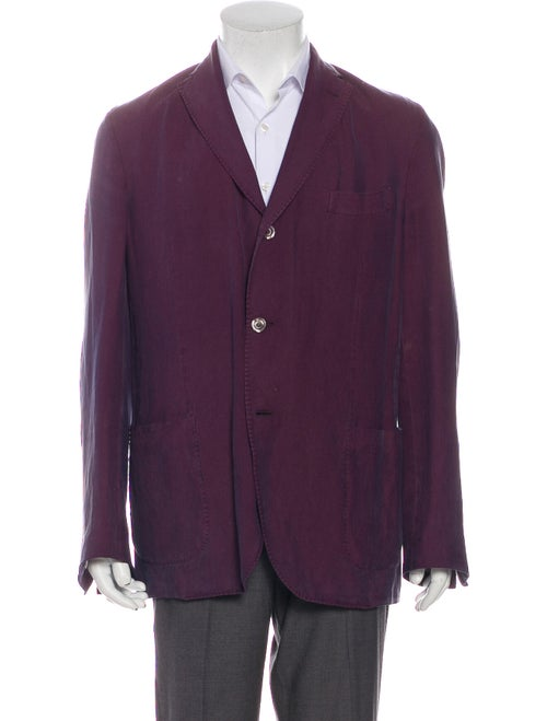 Boglioli Sport Coat Purple - image 1