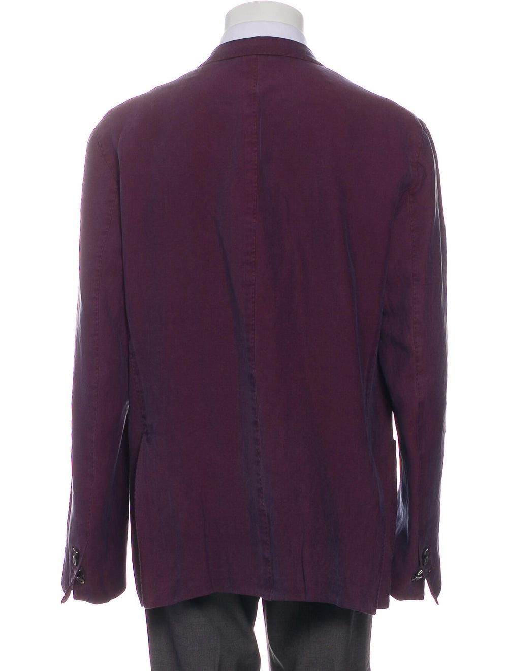 Boglioli Sport Coat Purple - image 3