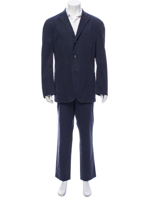 Boglioli Two-Piece Suit Blue - image 1