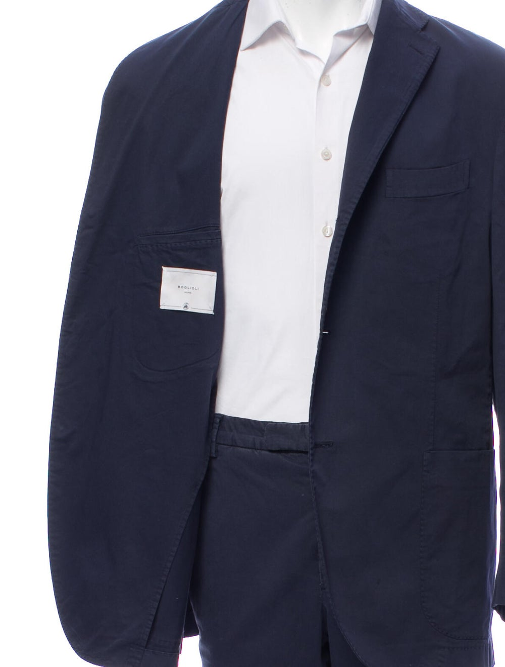 Boglioli Two-Piece Suit Blue - image 4