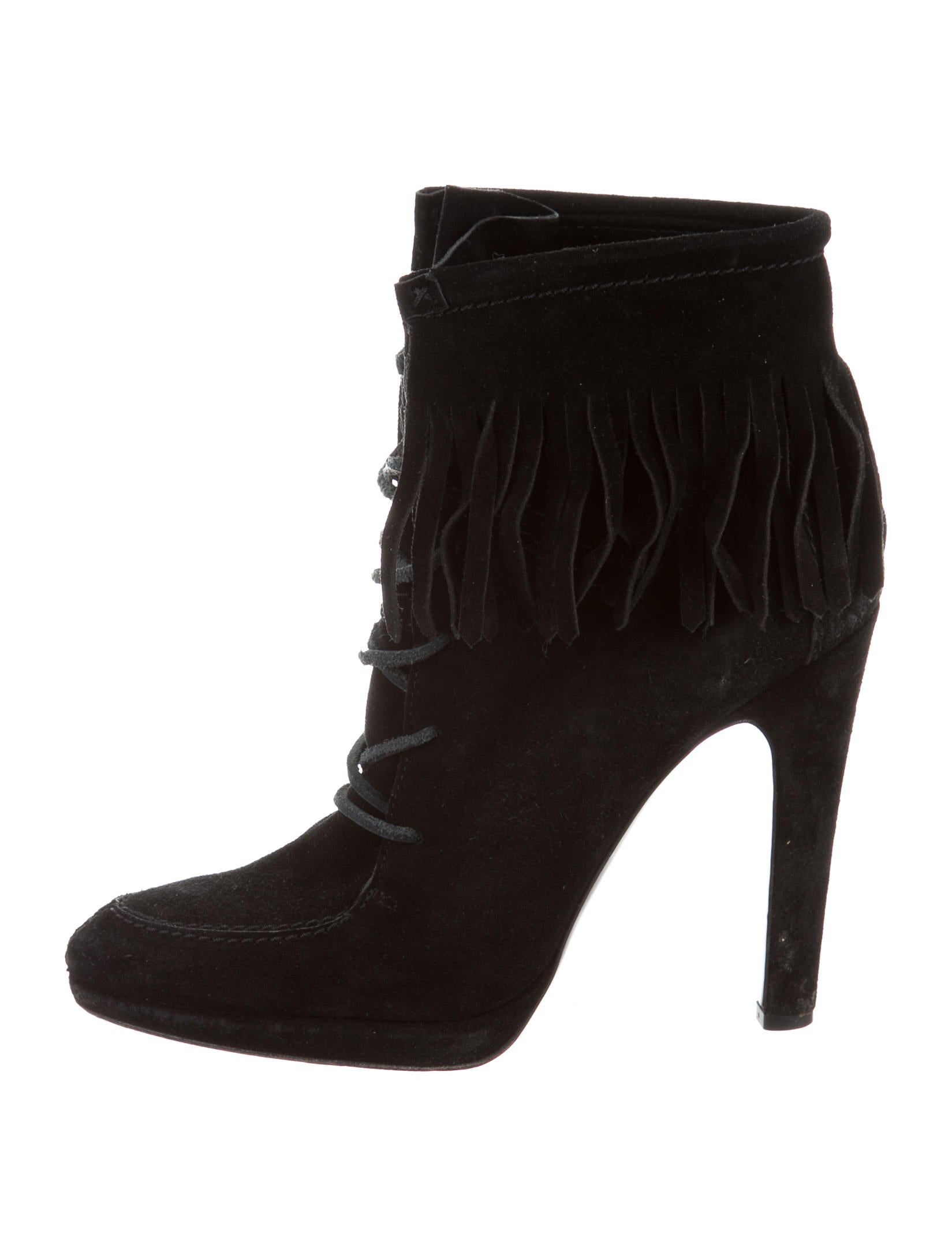 Giuseppe Zanotti x Balmain Suede Ankle Boots discount visa payment clearance manchester great sale cheap discounts cheap low price 2014 unisex a2bezBzRKS
