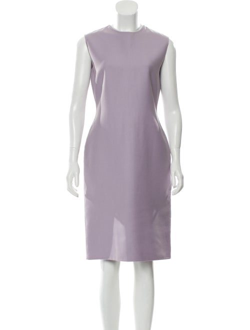 Bill Blass Knee-Length Sheath Dress