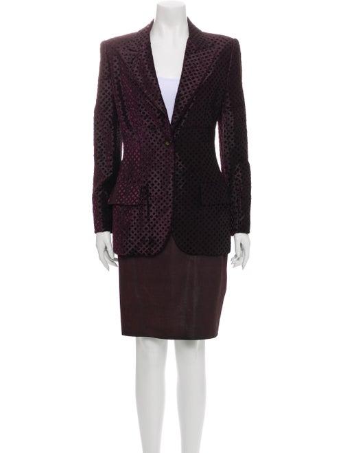 Bill Blass Vintage Skirt Suit