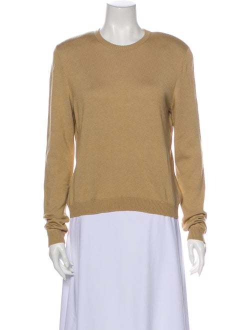 Bill Blass Crew Neck Sweater