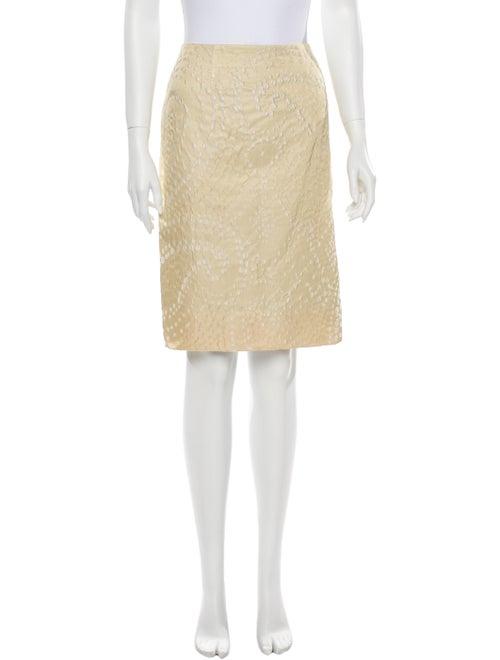 Bill Blass Knee-Length Skirt