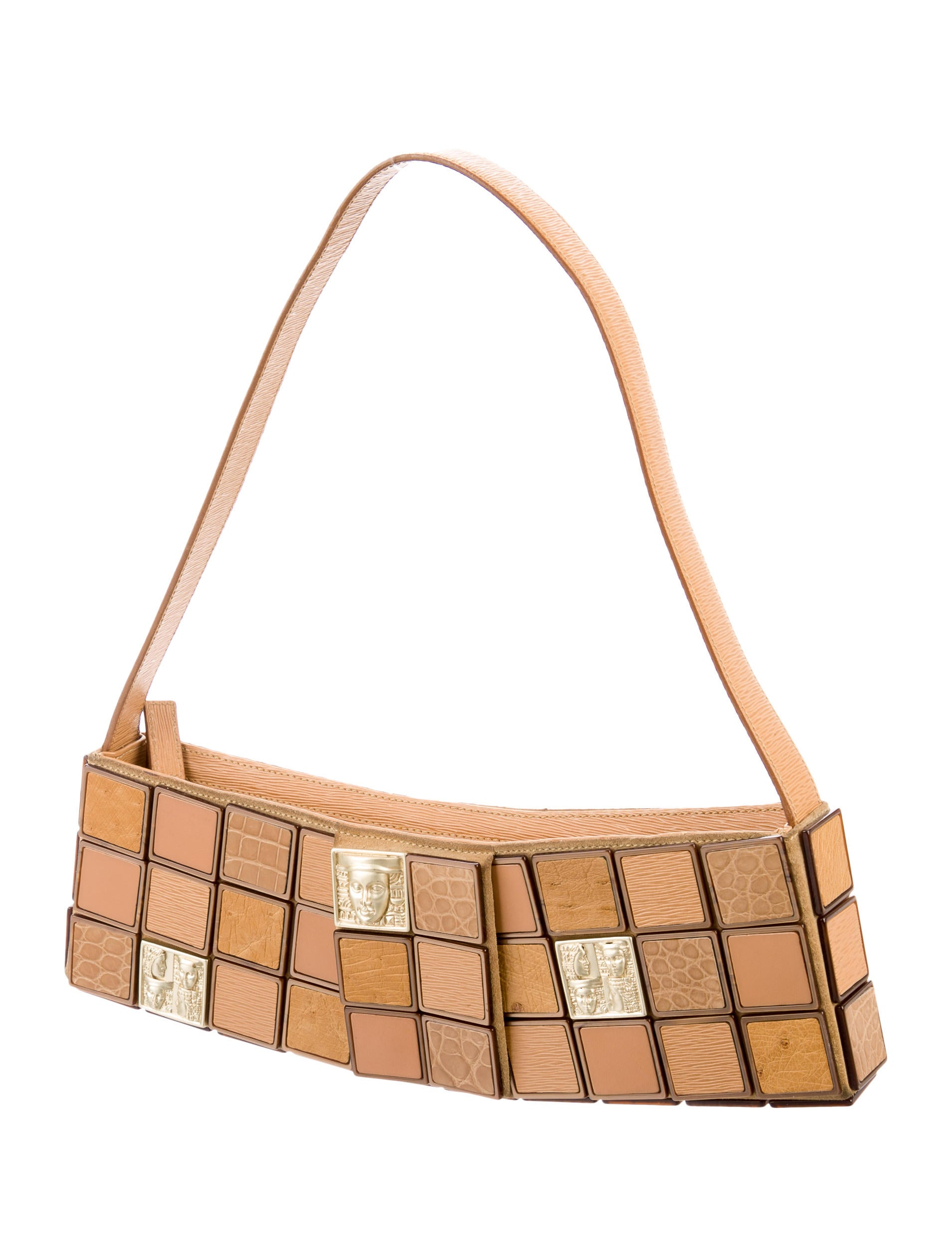 Barry Kieselstein Cord Women Of The World Tiles Bag Handbags Bkc21338 The Realreal