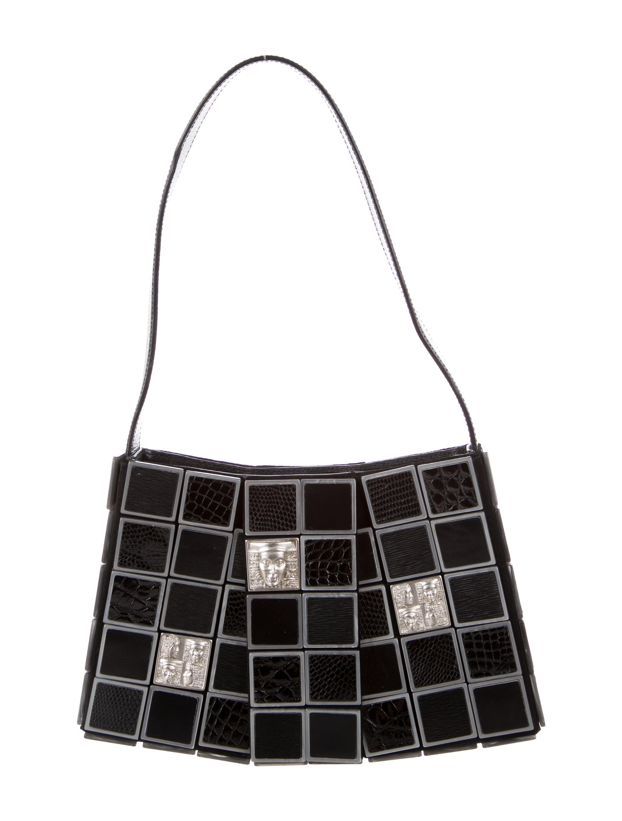 Barry Kieselstein Cord Women Of The World Tiles Bag Handbags Bkc21884 The Realreal