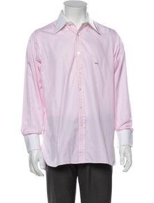 Turnbull & Asser Long Sleeve Dress Shirt