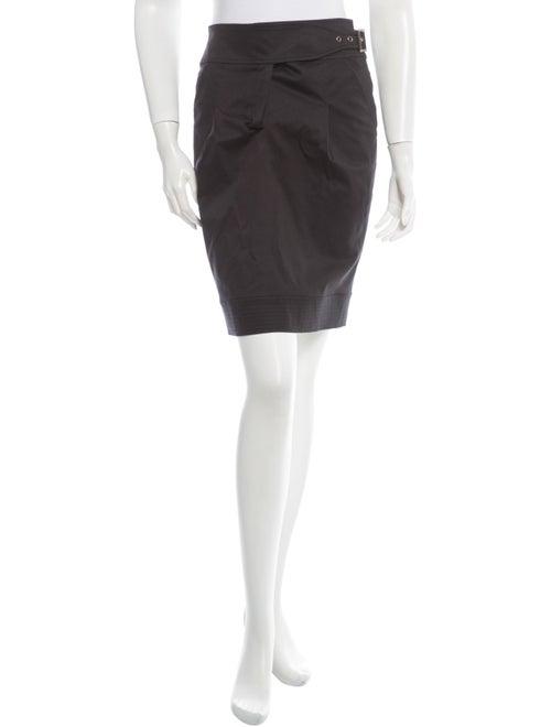 Blumarine Skirt Black