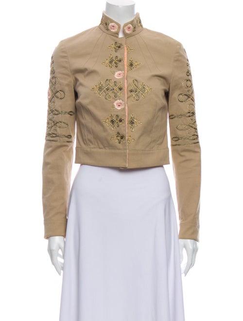 Blumarine Printed Jacket