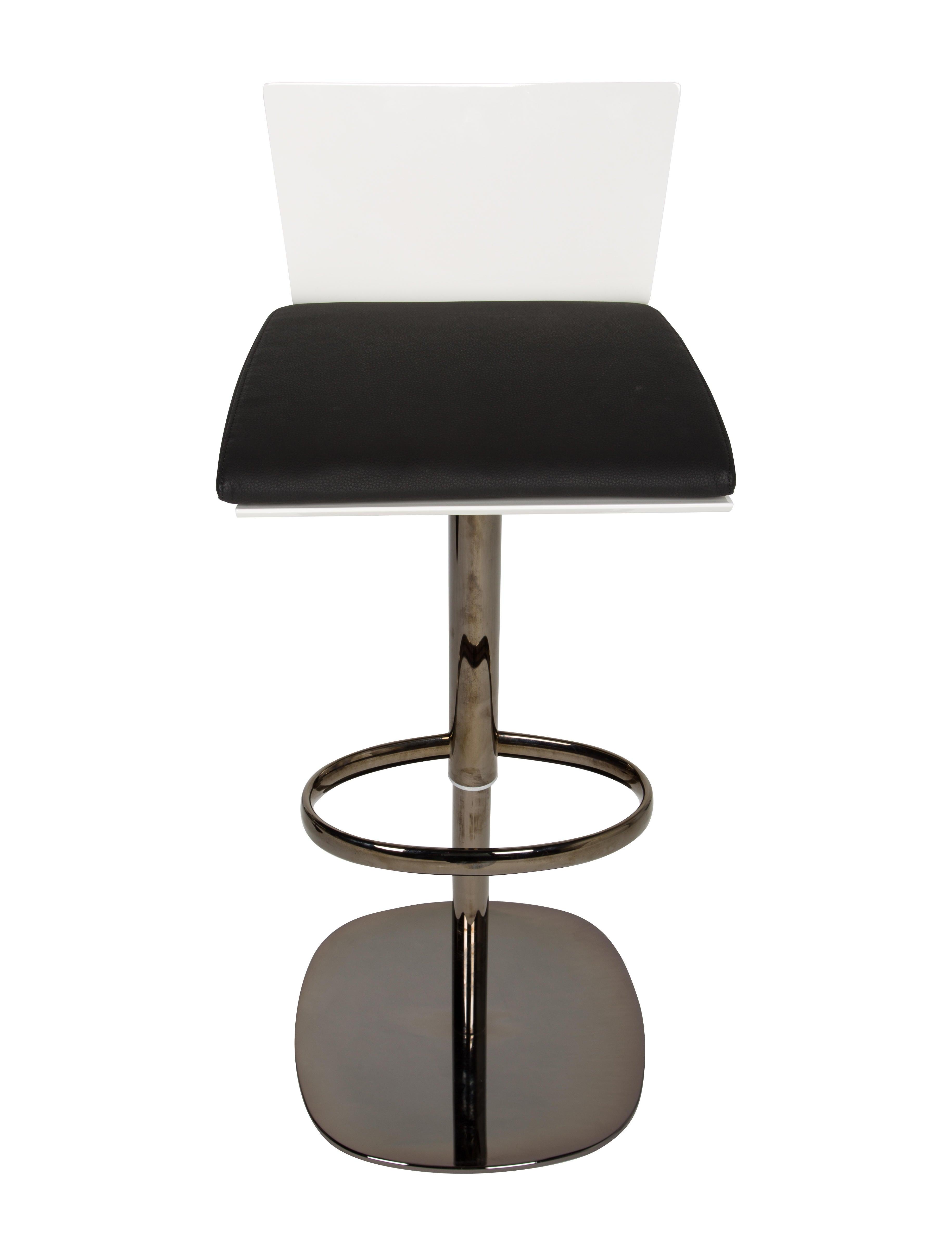 Roche bobois ublo bar stool furniture bob20040 the for Bar roche bobois