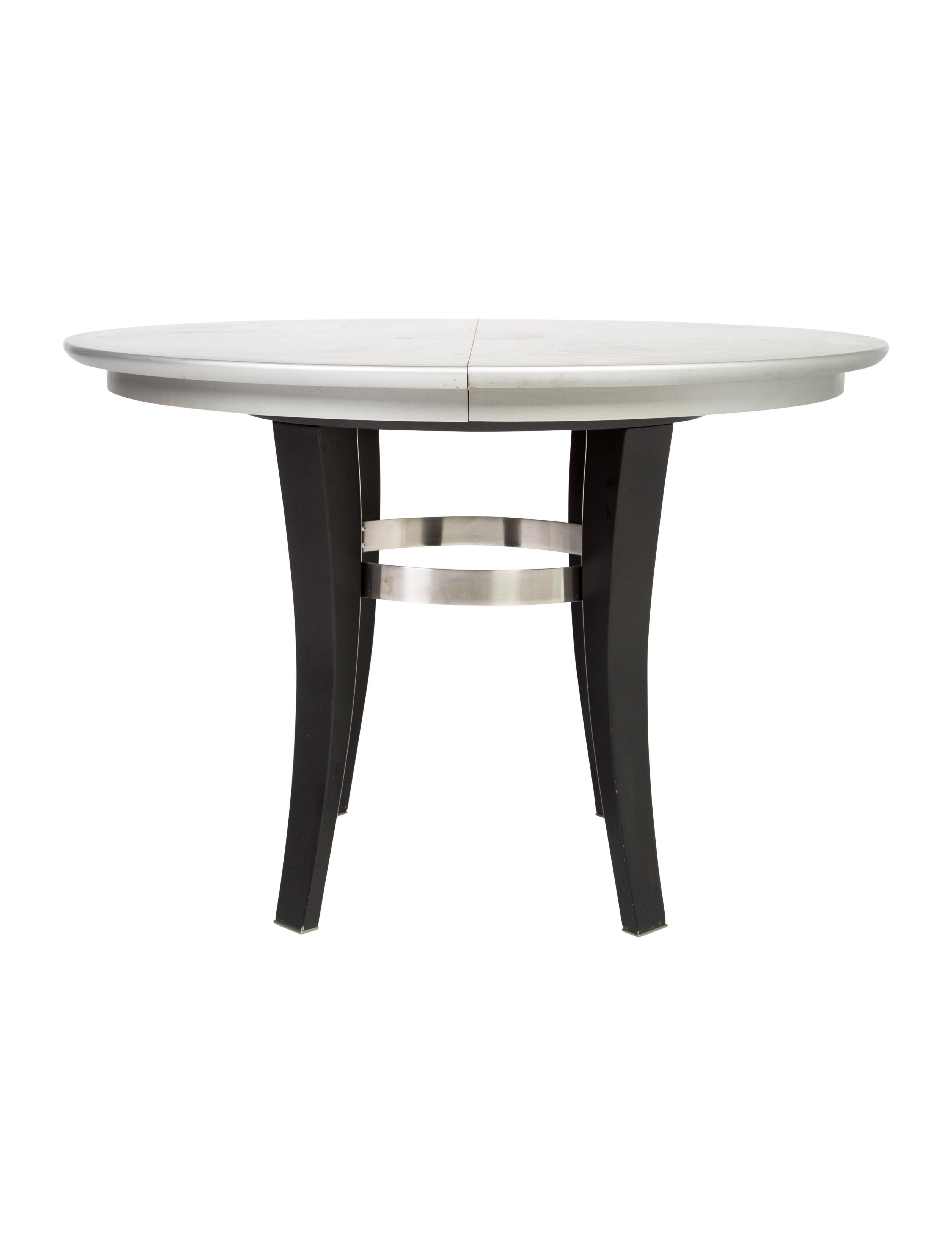 Roche Bobois Round Dining Table Furniture Bob20043