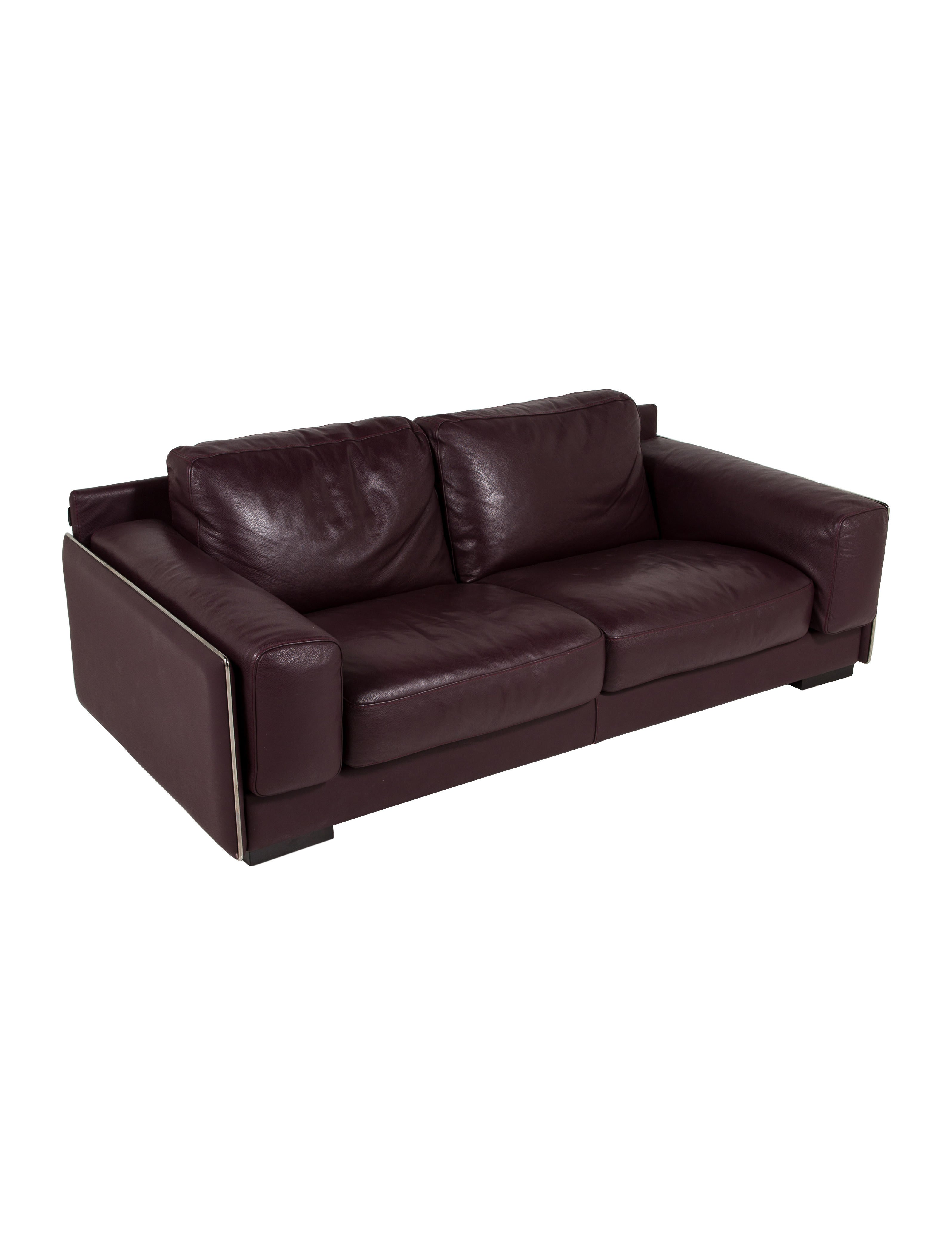 Roche bobois leather sofa furniture bob20046 the - Sofas roche bobois ...
