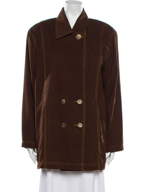 Bob Mackie Evening Jacket Brown