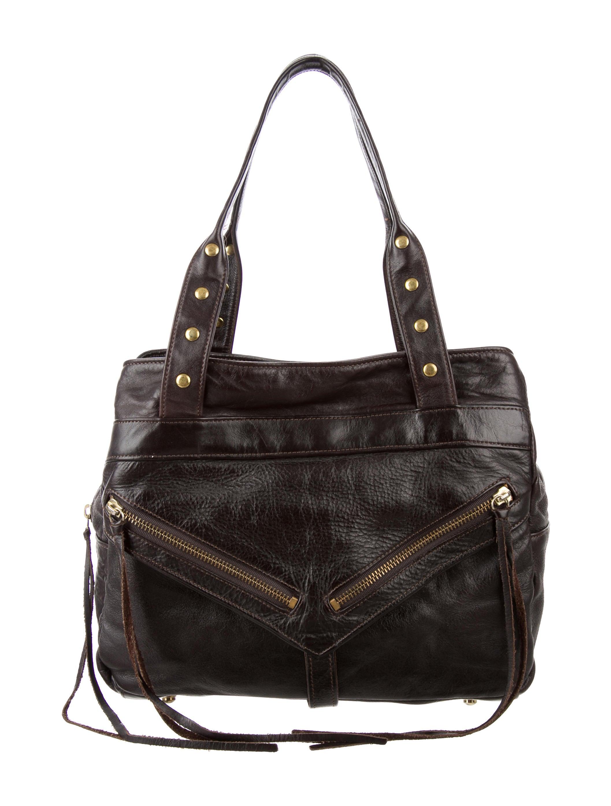 Botkier Leather Shoulder Bag - Handbags