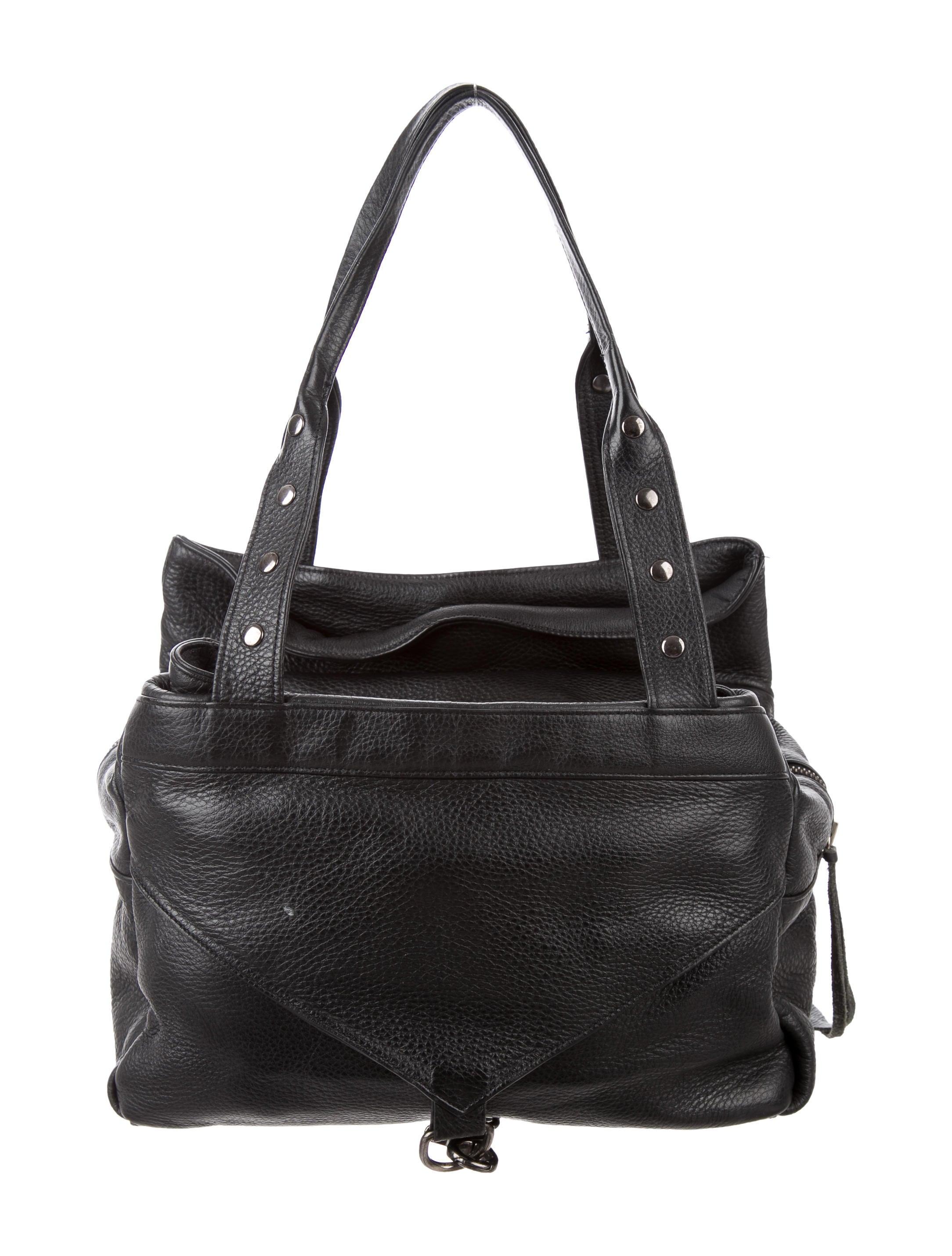 Botkier Studded Shoulder Bag - Handbags