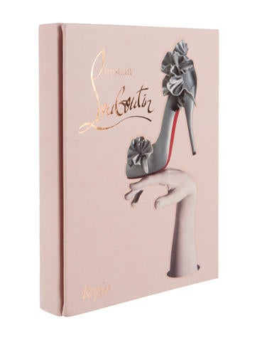 Christian Louboutin Book Decor And Accessories
