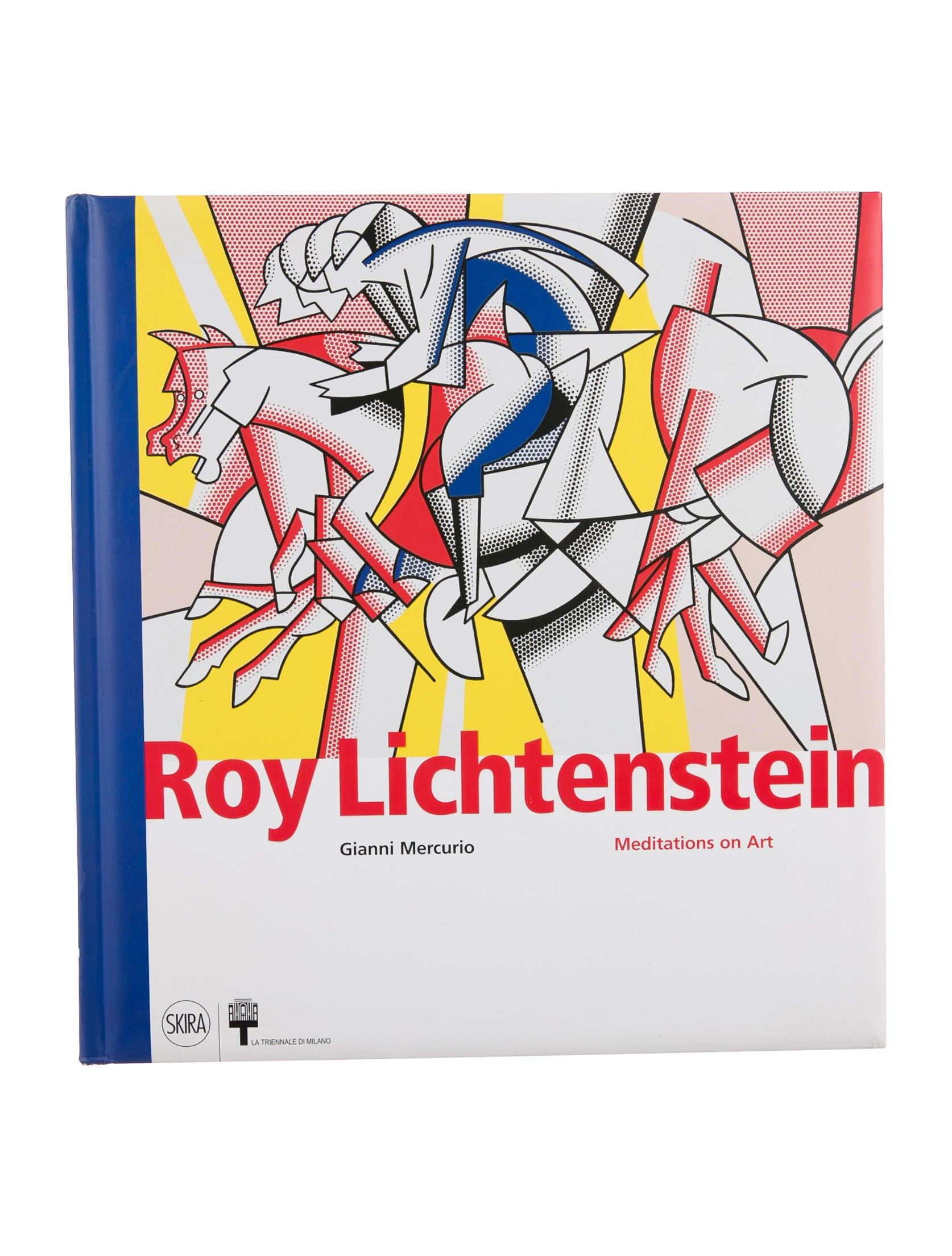 Roy Lichtenstein Meditations on Art