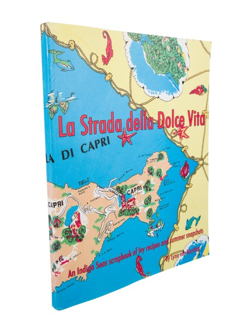 bca2ff77a Book La Strada della Dolce Vita - Decor & Accessories - BOOOK22293 ...