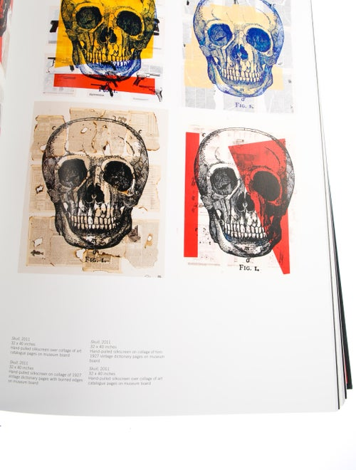 Book Skull Style Skulls In Contemporary Art And Design