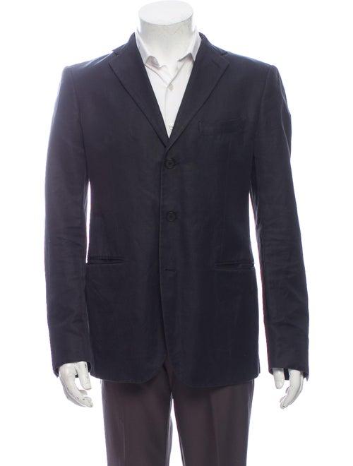 Bottega Veneta Sport Coat Blue