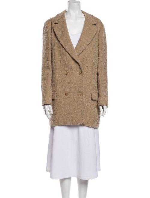 Bottega Veneta Coat Brown