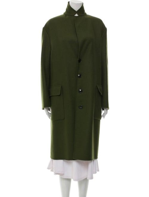 Bottega Veneta Wool Coat Wool