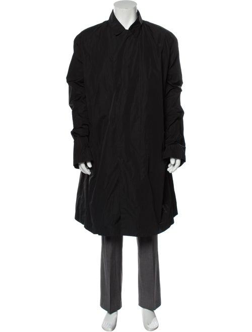 Bottega Veneta Trench Coat w/ Tags Black