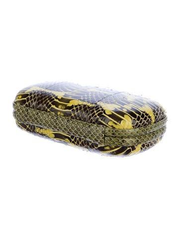Python Knot Clutch