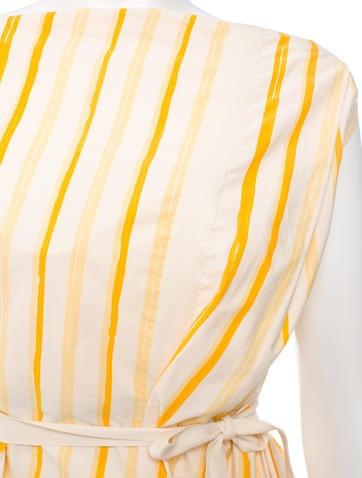 Striped Dress w/ Tags