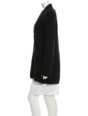 Oversize Wool Cardigan