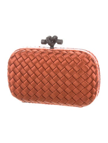 Python-Accented Knot Clutch