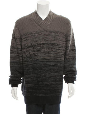 Bottega Veneta Patterned Cashmere Sweater w/ Tags None