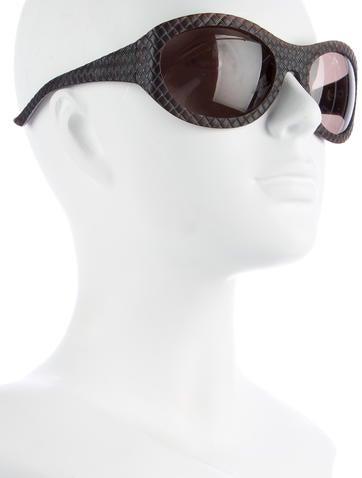 Intrecciato Tinted Sunglasses