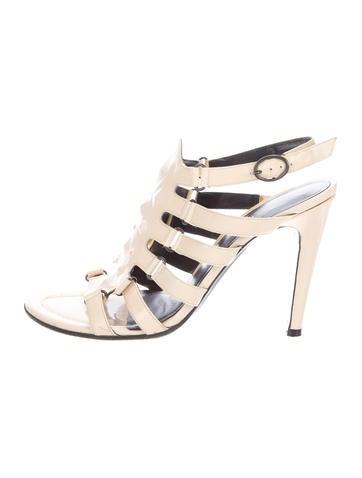 Bottega Veneta Concealed Stud Sandals