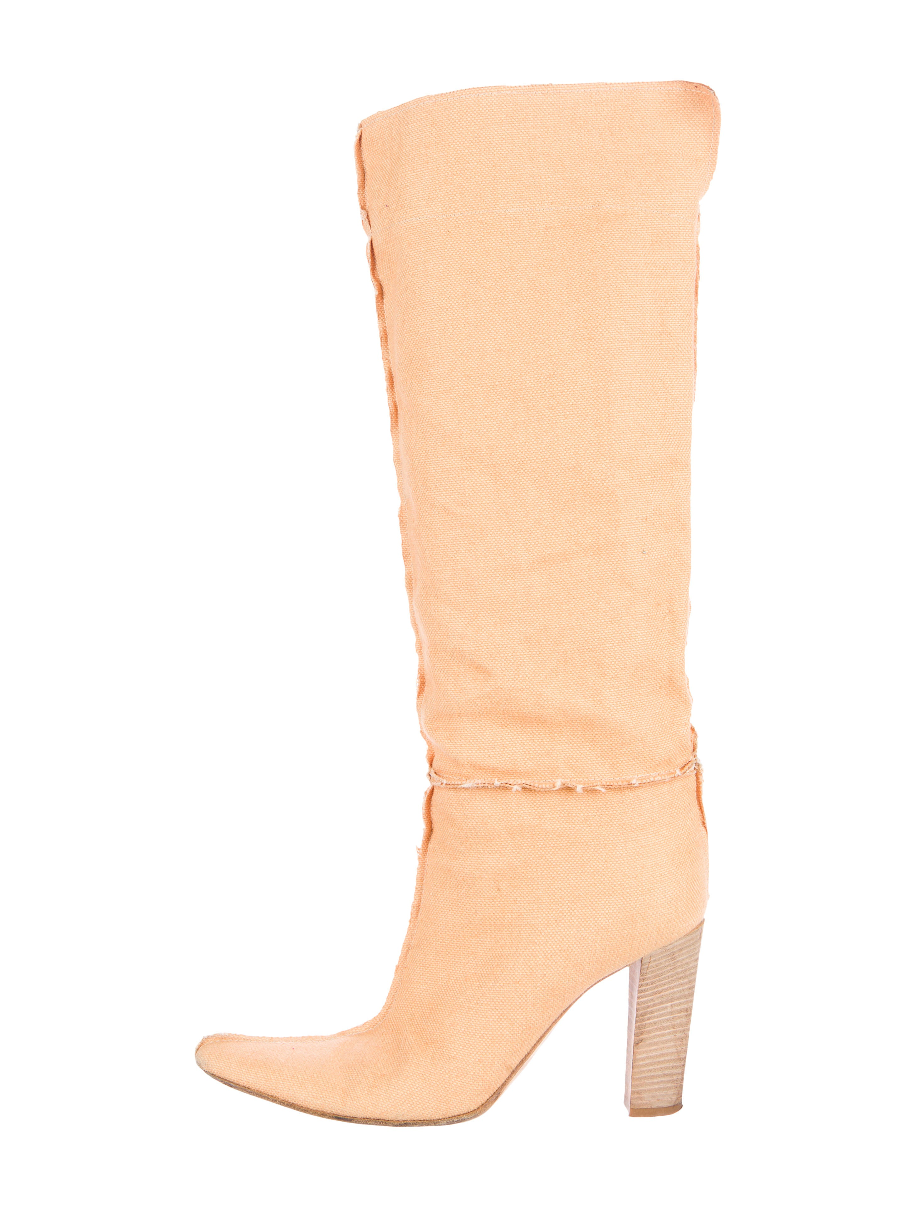 Bottega Veneta Suede Over-The-Knee Boots sale visit s7RZ34