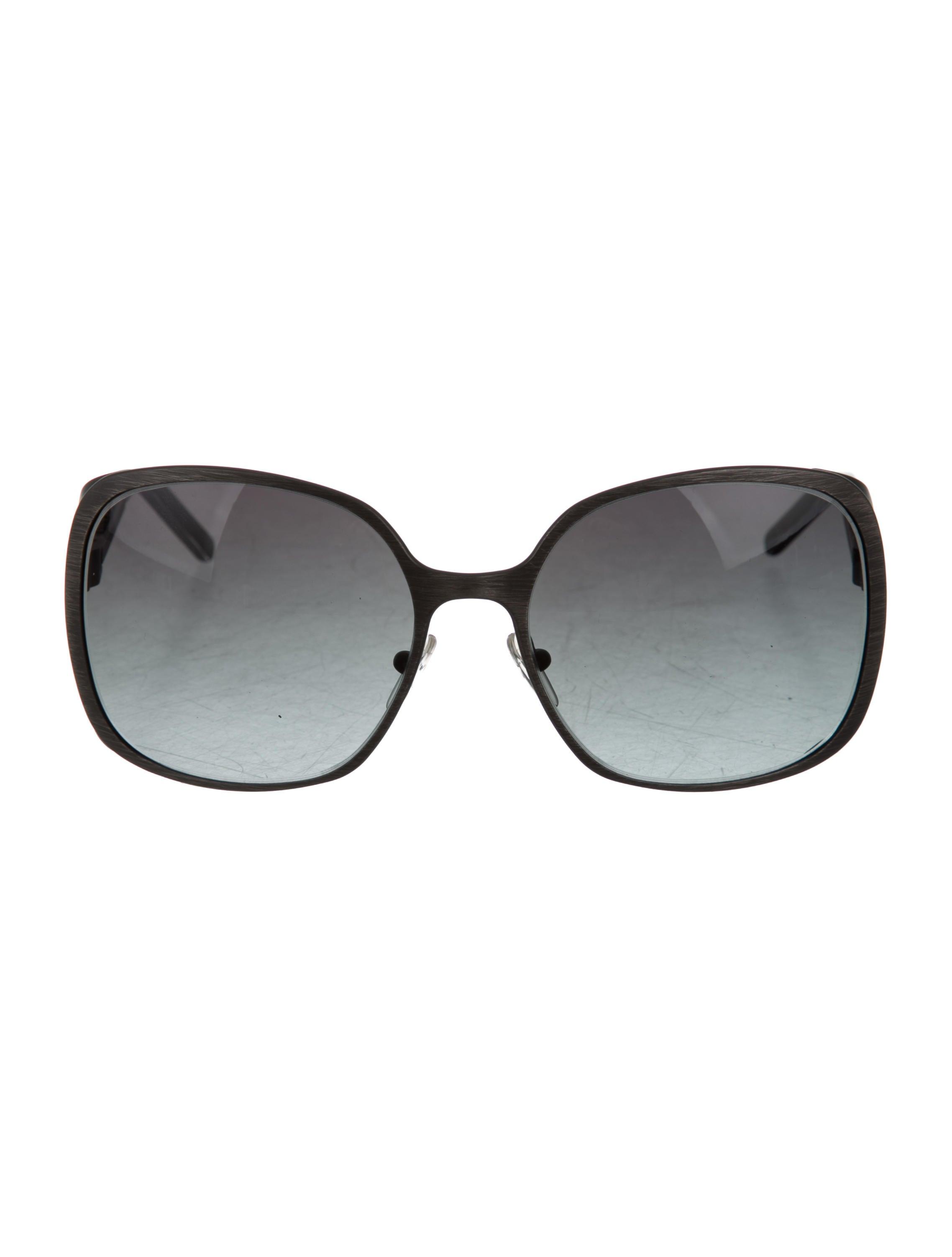 3fdf8a4052c91 Women · Accessories  Bottega Veneta Intrecciato Oversize Sunglasses.  Intrecciato Oversize Sunglasses