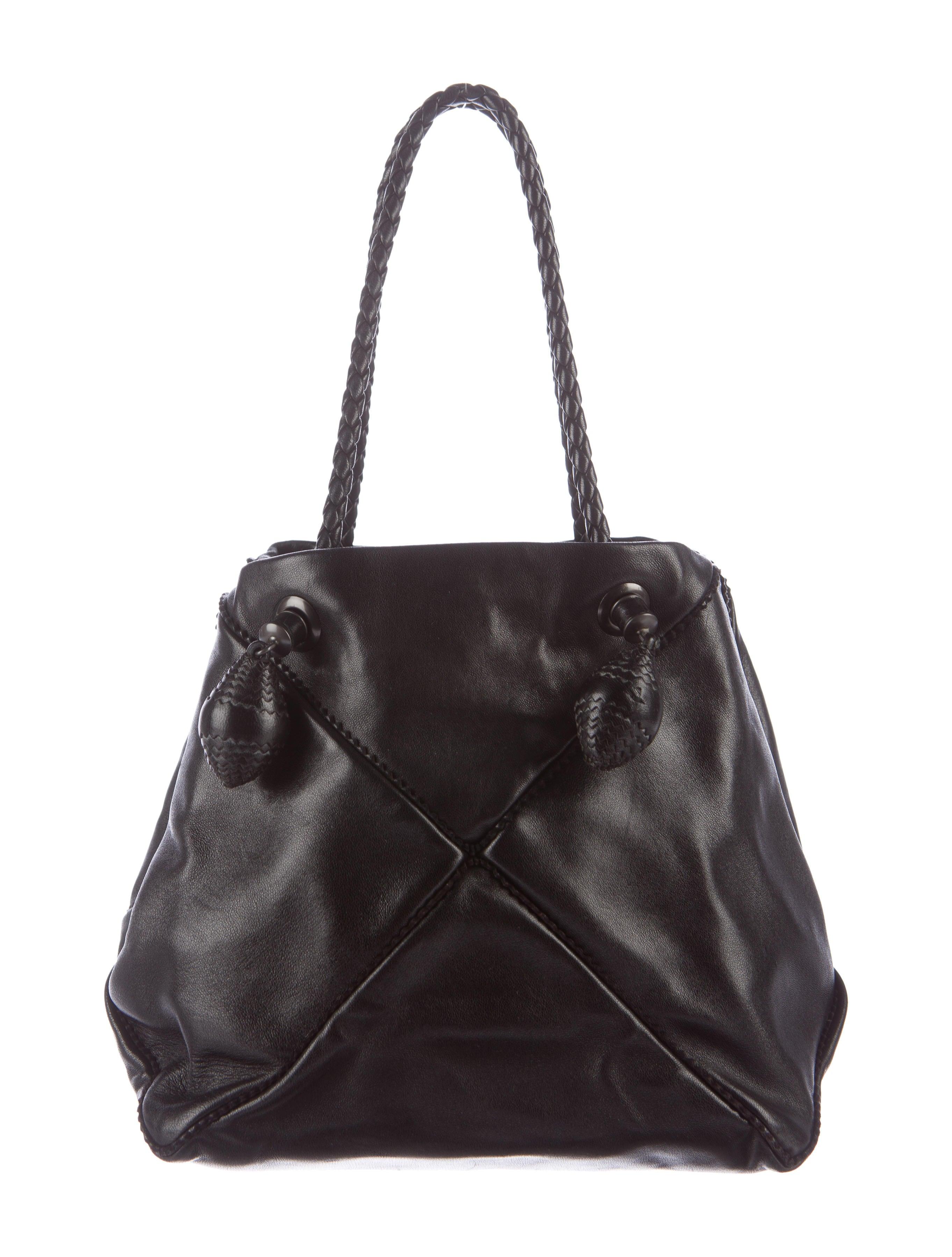 4338b6b25a29 Bottega Veneta Braided Leather Bag | Stanford Center for Opportunity ...