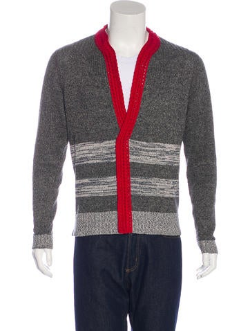 Bottega Veneta Silk-Blend V-Neck Sweater None