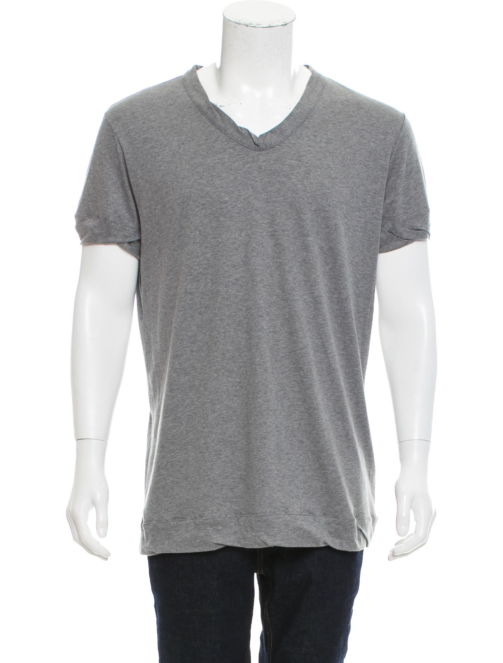 Bottega veneta short sleeve v neck t shirt w tags for Bottega veneta t shirt