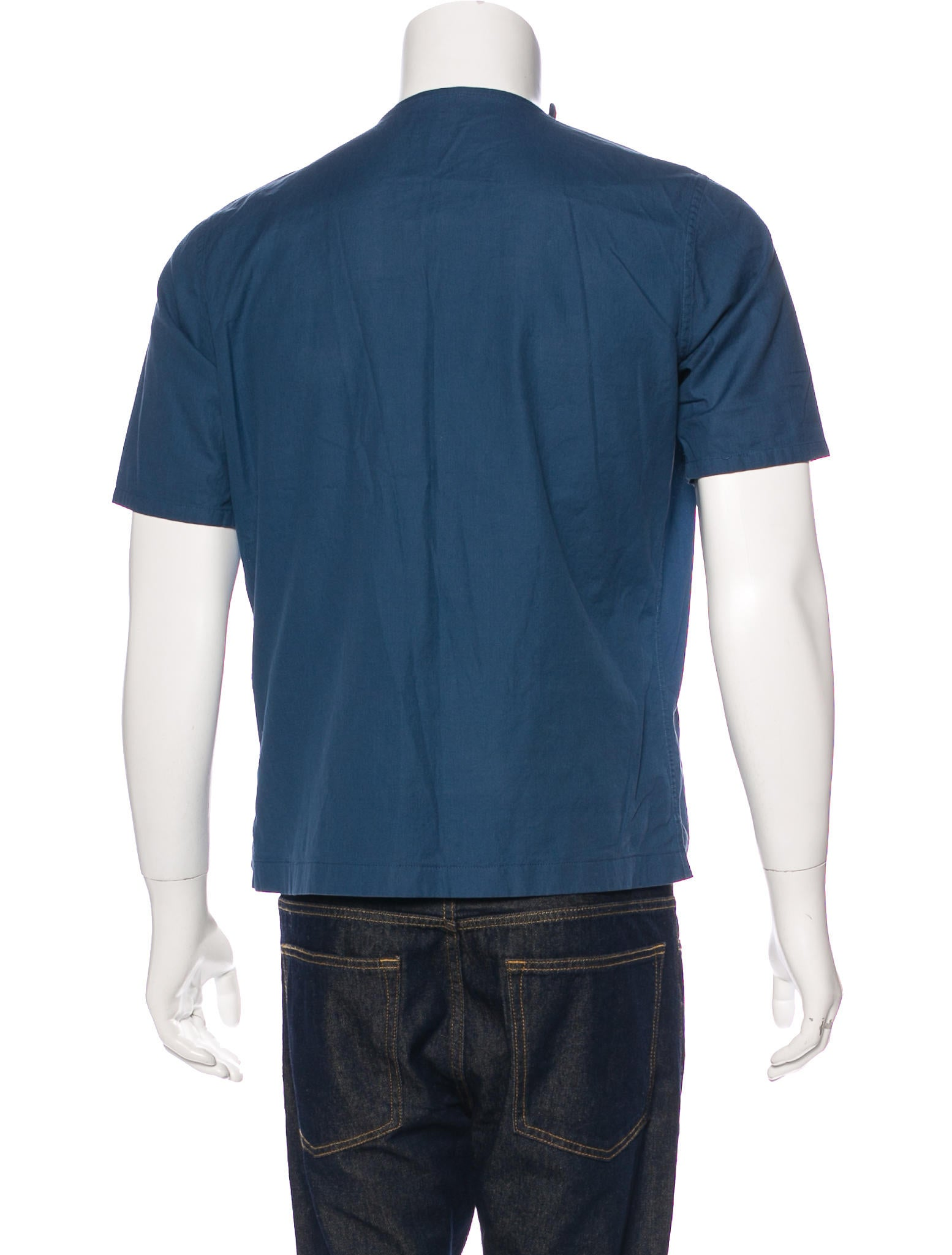 Bottega veneta short sleeve shirt clothing bot49771 for Bottega veneta t shirt