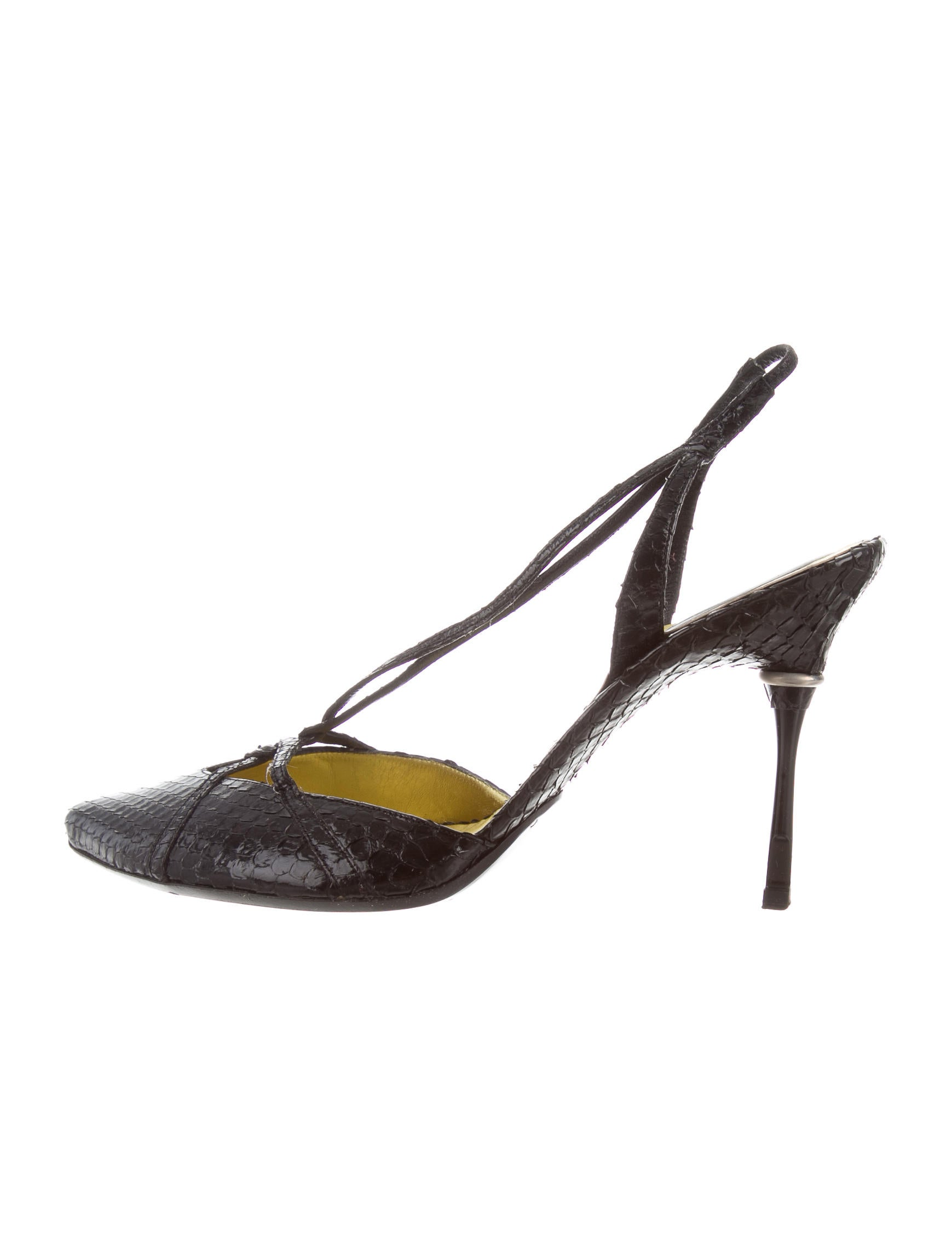 Bottega Veneta Snakeskin Pointed-Toe Pumps outlet 2014 unisex geniue stockist cheap price free shipping discount free shipping pre order iBgTCpsWO