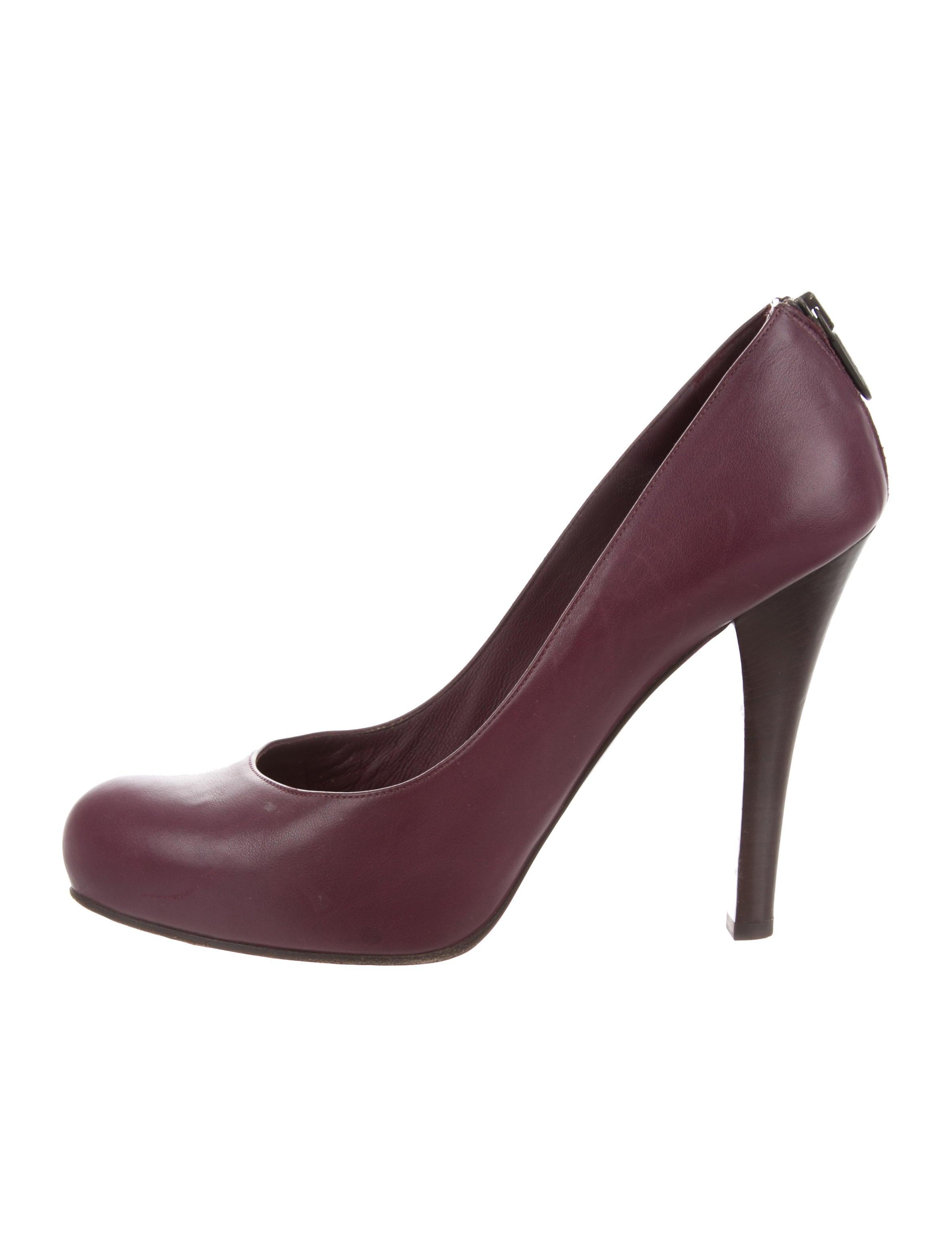 Bottega Veneta Round toe pumps oCtCh
