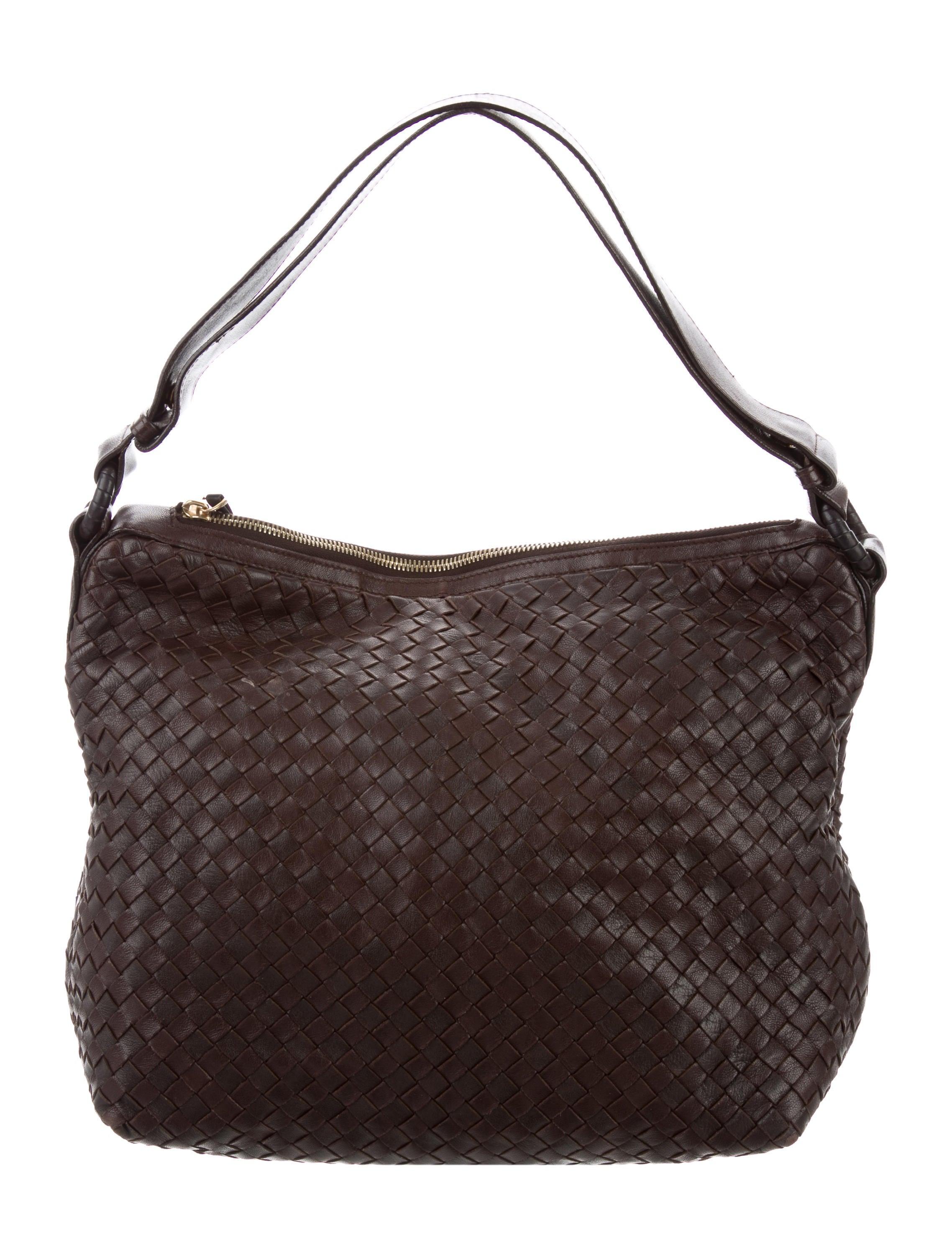 5a71768e43bb Intrecciato Leather Bottega Bottega Veneta Veneta Bag 6xqntn1T ...