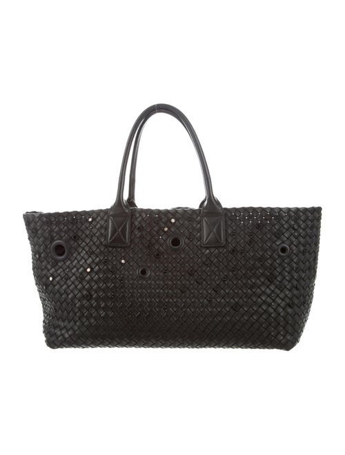 332d7ddfb2d4 Bottega Veneta Medium Embellished Cabat Tote - Handbags - BOT68840 ...
