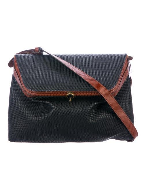 d154c8cdecf7 Bottega Veneta Vintage Marco Polo Crossbody Bag - Handbags ...