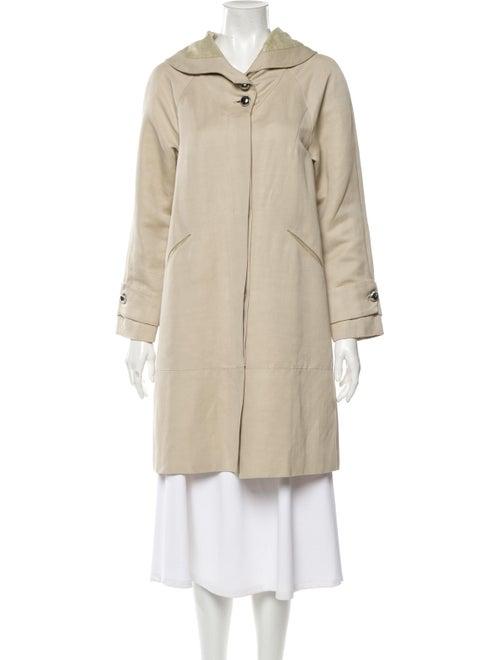 Bottega Veneta Linen Coat