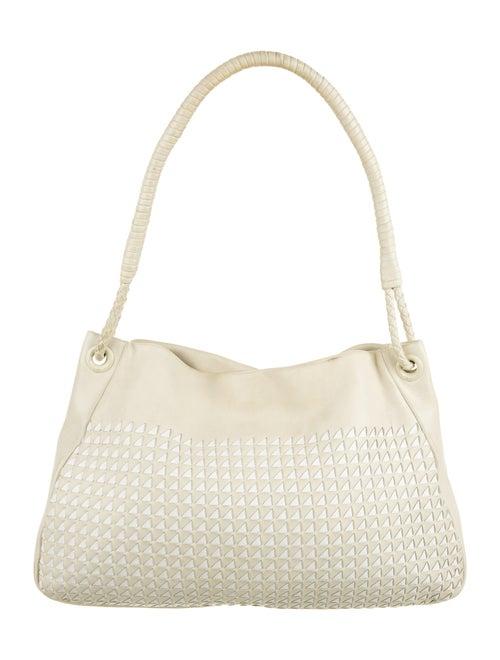 Bottega Veneta Intrecciato Leather Shoulder Bag Go