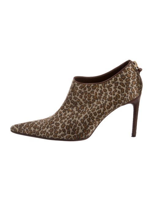 Bottega Veneta Printed Boots